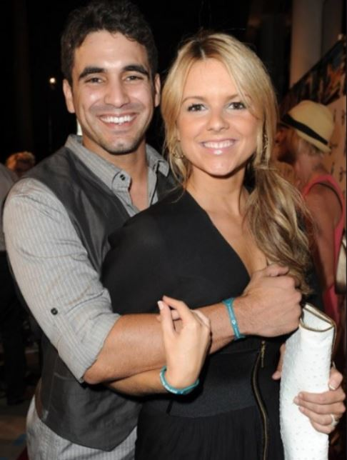 Ali Fedotowsky with her ex-fiance, Roberto Martinez | Source: eonline.com