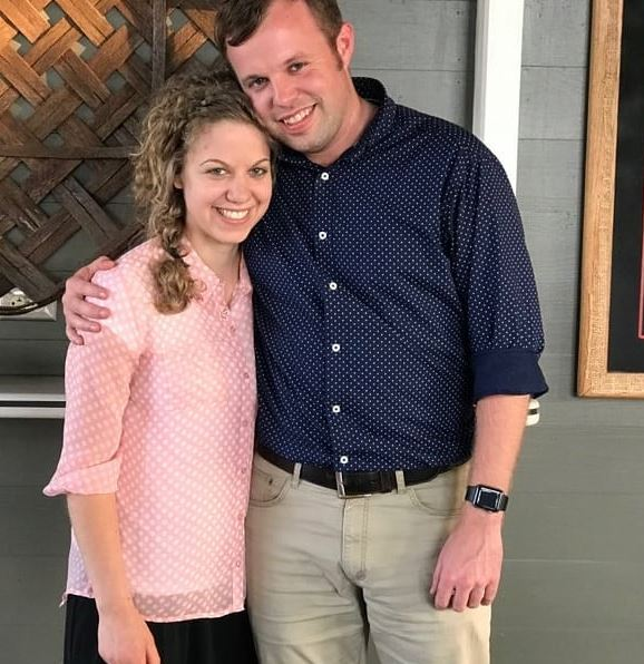 John David Duggar with his wife Abbie Burnett | source: Instagram