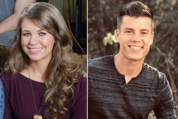 Jana Duggar and Lawson Bates. | Source: People.com