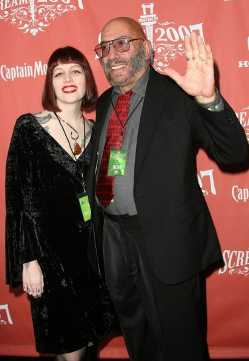 Sid Haig with his wife, Susan L. Oberg. | Source: Zimbio.com