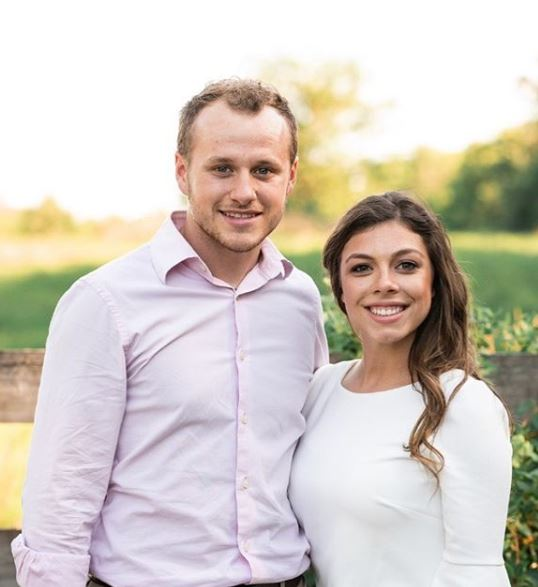 Josiah Matthew Duggar with his wife Lauren Swanson | Source: Instagram.com