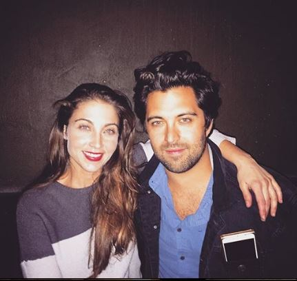 Mary Padian with her boyfriend, Dylan | Source: eceleb-gossip.com