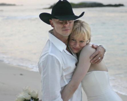 Renee Zellweger's Ex husband Kenny Chesney | Source: Page Six