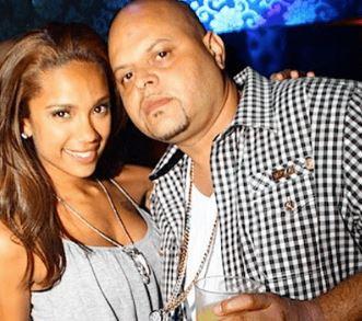 Erica Mena and her ex-partner Raul Conde. | Source: superhub.com