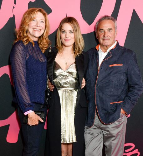Camille Rowe with Parent/s}}