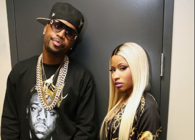 Safaree Samuels and his ex fiancee Nicki Minaj | Source: billboard.com