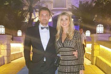 Diletta Leotta and her Ex-boyfriend Matteo Mammi | Source: junglam.com