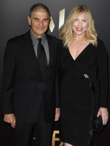 Robert Forster and his Ex-wife, Zivia Foster | Source: Purepeople.com