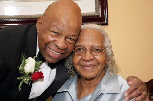 Elijah Cummings with Parent/s}}