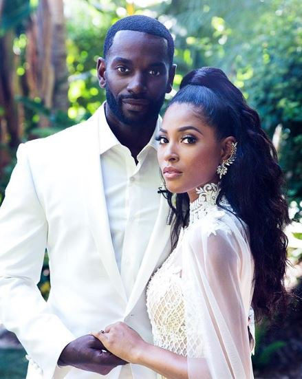 Lex Scott Davis with her Husband, Mo McRae | Source: Instagram