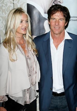 Dennis Quaid and his third wife, Kimberly  Buffington | Source: Sheknows.com