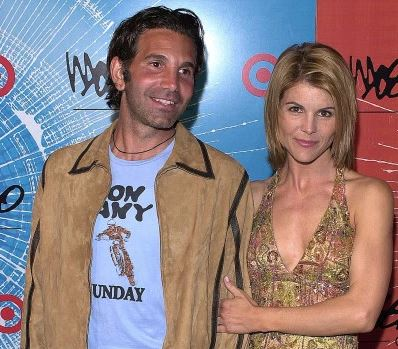 Lori Loughlin and her Husband, Mossimo Giannulli | Source: People.com