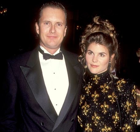Lori Loughlin and her Ex-Husband, Michael Burns | Source: Celebily.com