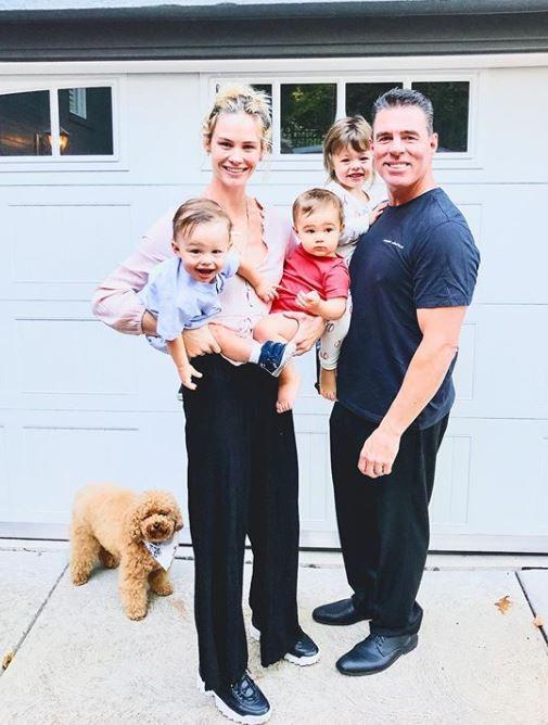 Meghan King Edmonds with Children}}