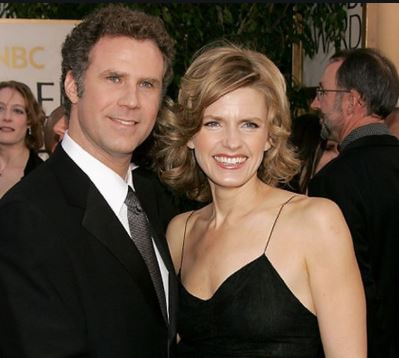 Will Ferrell and his wife, Viveca Paulin   Source: nydailynews.com