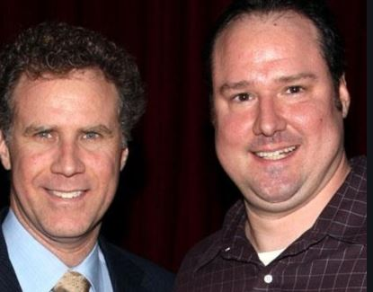 Will Ferrell with Sibling/s}}