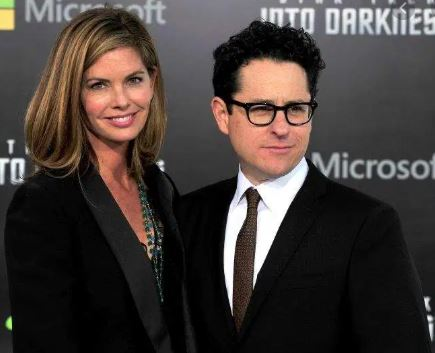 J.J. Abrams and his wife | Source: Heavy.com