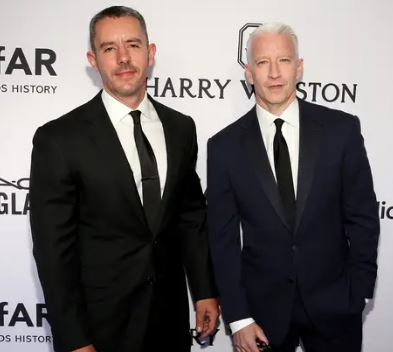 Anderson Cooper  with his Ex | Source: Insider.com