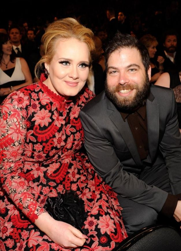 Clary Fisher's ex-husband, Simon Konecki with his 2nd wife. | Source: Pinterest.com