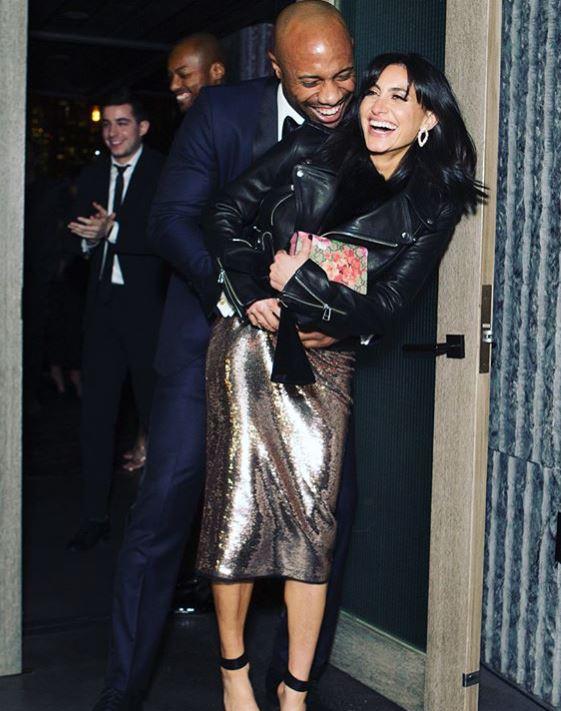 Nikki Bonacorsi with her husband, Jay Williams. | Source: Nikki's Instagram