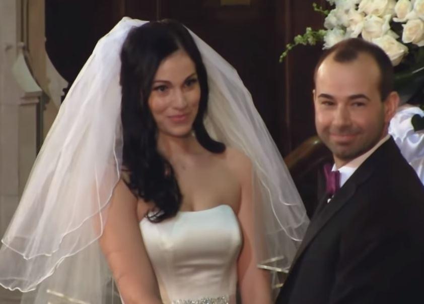 Jenna Vulcano with her ex-husband, James Murray. | Source: Youtube.com