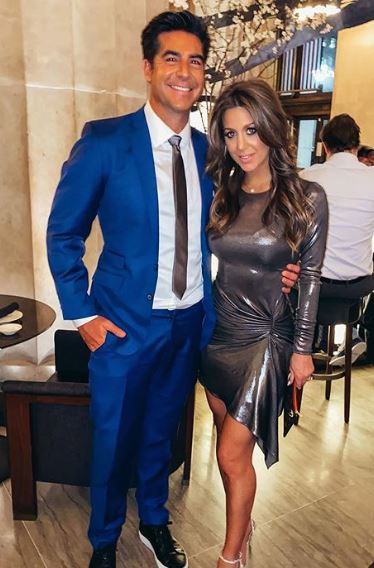 Jesse With his wife, Emma DiGiovine | Source: Instagram
