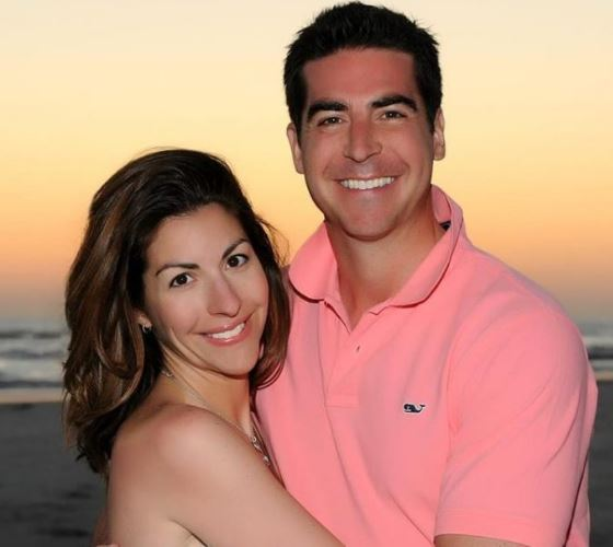 Jesse Watters with his Ex-Wife | Source: Affairpost.com