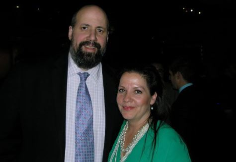 Mollie Hemingway and her Husband | Source: Pinterest