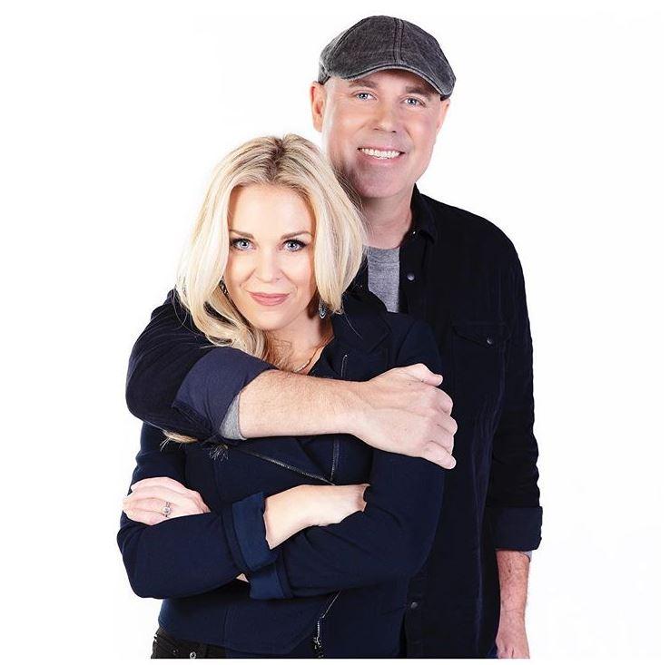 Kortney Wilson with her ex-husband, Dave Wilson. | Source: Kortney's Instagram