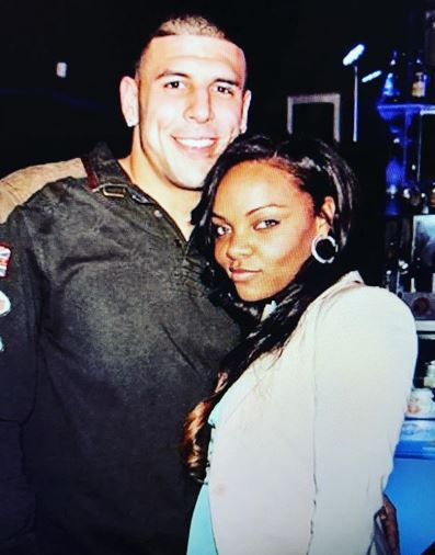 Shayanna Jenkins with her boyfriend | Source: Instagram