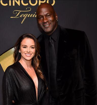 Yvette Prieto with her husband, Michael Jordan | Source: Popsugar