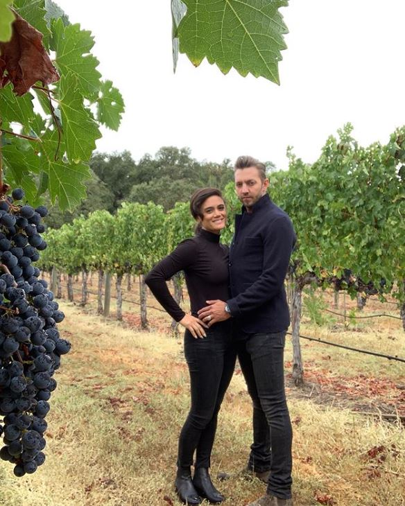 Jennie Lusko with her husband, Levi Lusko. | Source: Jennie's Instagram