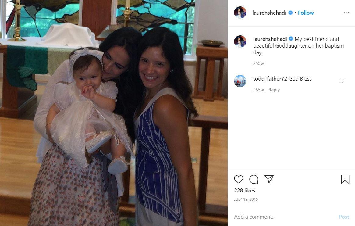 Lauren Shehadi with Children}}