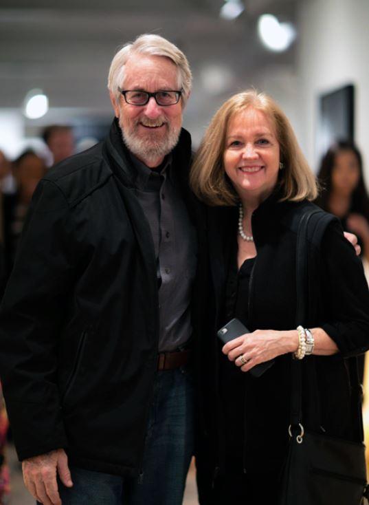 Lyda Krewson with her husband, Mike Owens.   Source: lydakrewson.com