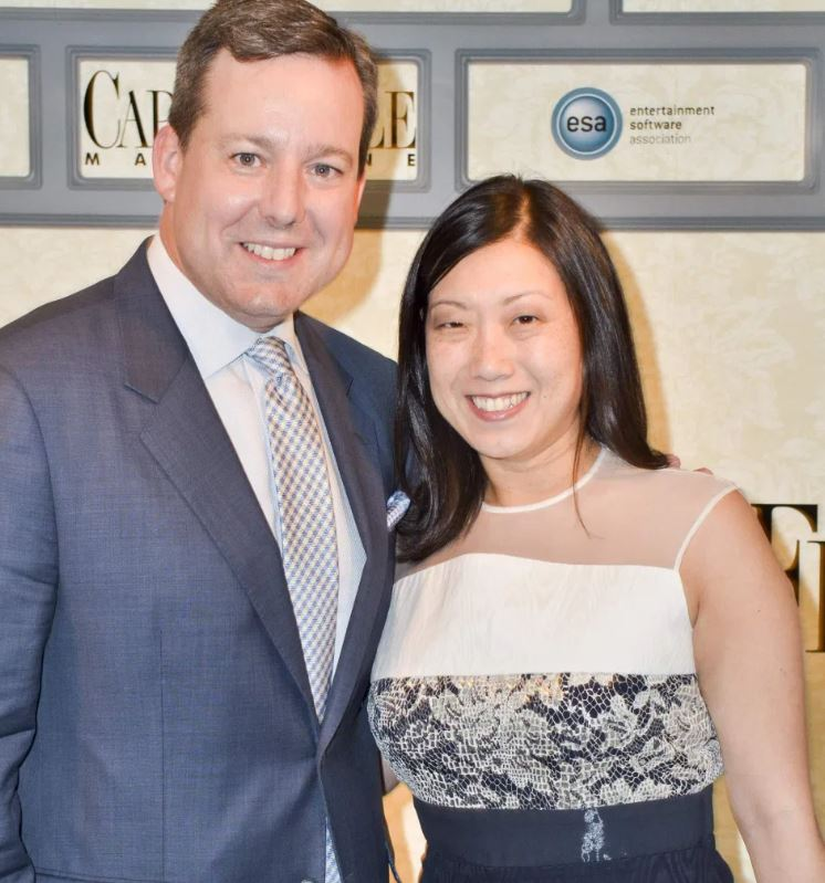Shirley Henry with her husband, Ed Henry. | Source: heavy.com