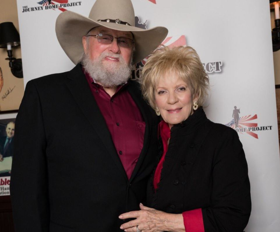 Hazel Daniels with her husband, Charlie Daniels. | Source: amazonaws.com