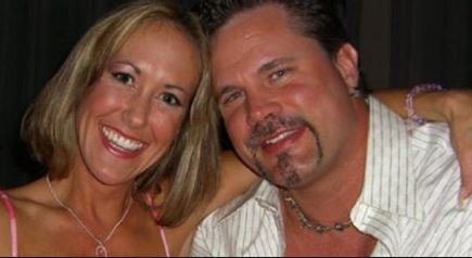Chris Potoski with his wife | Source: Naibuzz.com