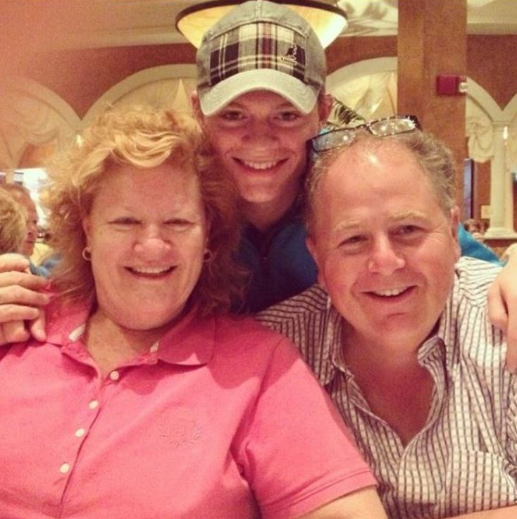 Sean Berdy with Parent/s}}