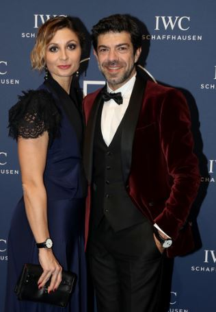 Anna Ferzetti and her husband | Source: zimbio