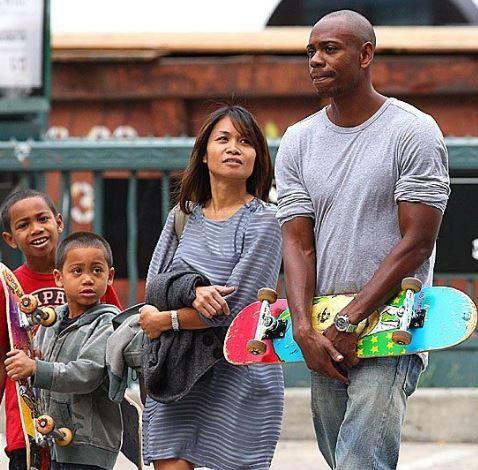 Ibrahim Chappelle's Parents | Source: Pinterest