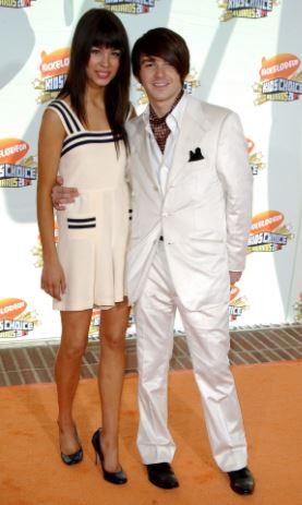 Melissa Lingafelt and her Ex-Boyfriend, Drake Bell | Source: People.com