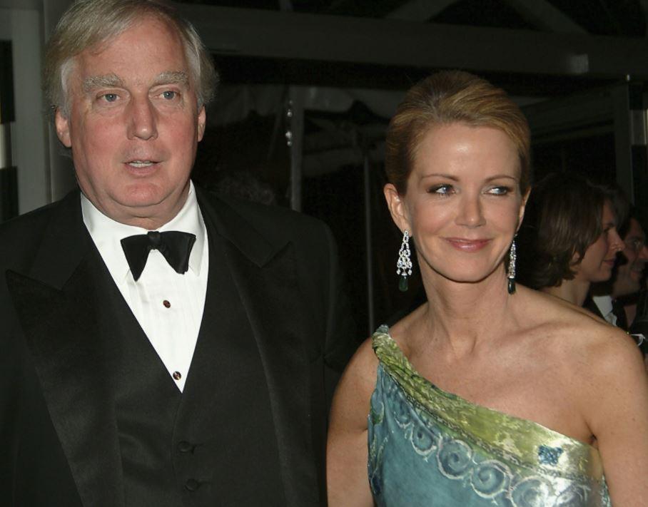 Blaine Trump with her ex-husband, Robert Trump. | Source: thejakartapost.com