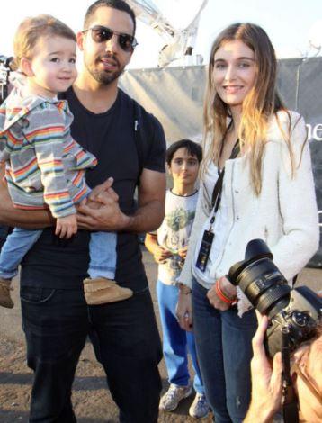 Alizée Guinochet with her ex-fiancee David Blaine | Source: Articlebio.com