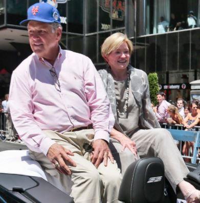 Nancy Seaver with her late husband, Tom Seaver | Source: NyDailyNews.com