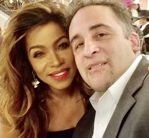 Toni Yates with her Husband   Source: Instagram
