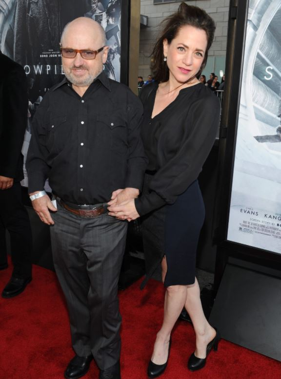 Clark Middleton with his wife, Clark Middleton. | Source: thehollywoodgossip.com