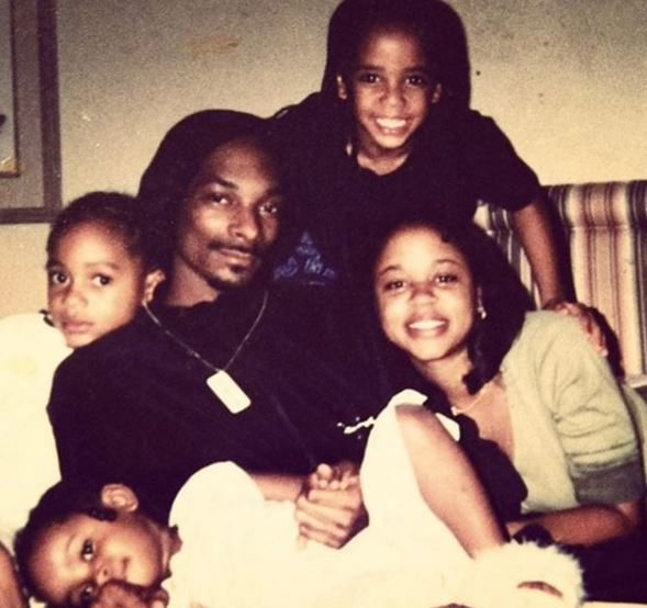 Snoop Dogg with Children}}