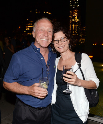 Jackie Martling with his ex-wife Nancy | Source: patrickmcmullan.com