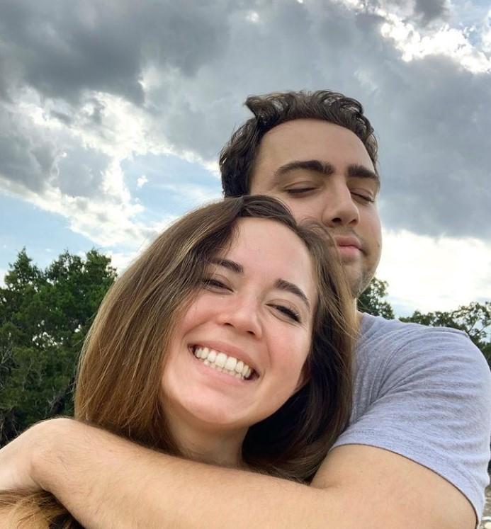 Maya Higa with her boyfriend Matthew Rinaudo | Source: Instagram