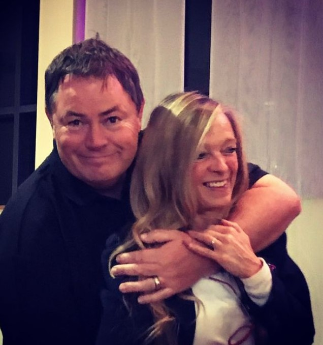 Mike Brewer with his wife Michelle | Source: Mike's Instagram